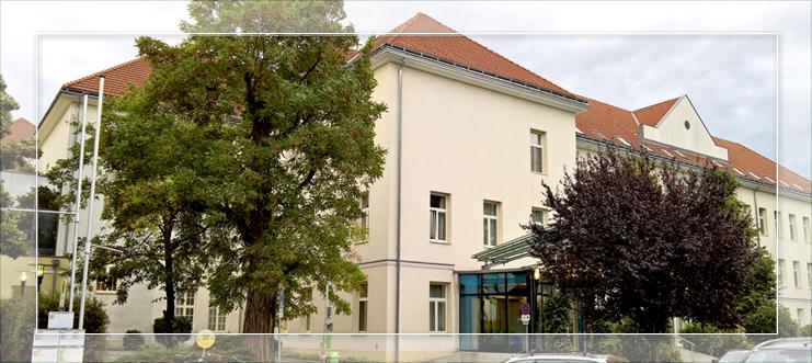 Landesklinikum Korneuburg in Österreich