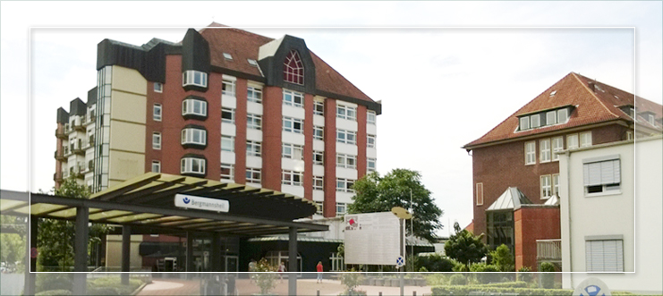 Bergmannsheil Universitätsklinikum in Bochum