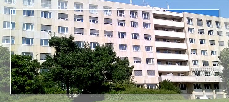 Krankenhaus Bielefeld Rosenhöhe in Bielefeld