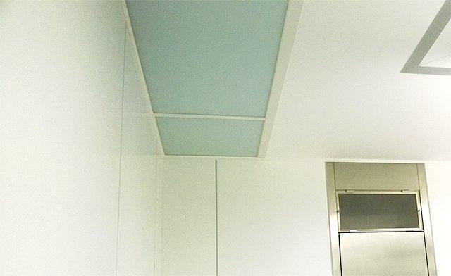 Glas Infrarotheizung | Bergmannsheil Universitätsklinikum, Bochum
