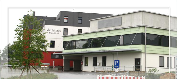 Klinik Mühldorf a. Inn in Mühldorf