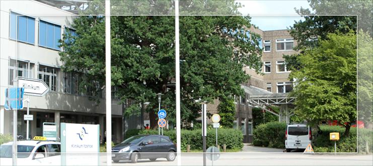 Klinikum Itzehoe in Itzehoe
