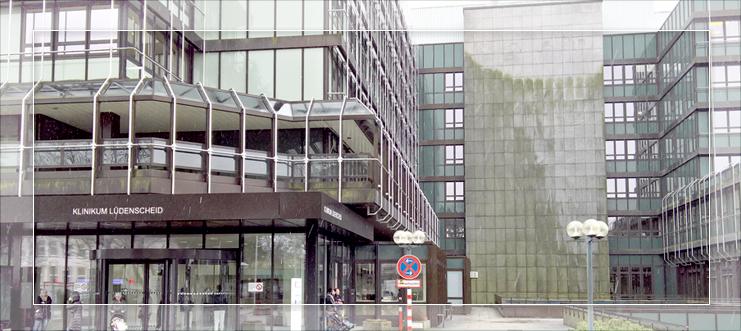 Märkische Kliniken in Lüdenscheid