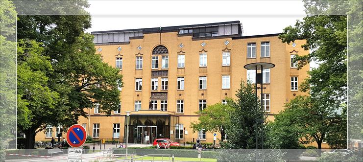 Marienkrankenhaus in Hamburg