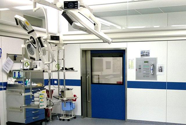 OP Saal Krankenhaus