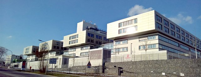 SLK Kliniken in Heilbronn