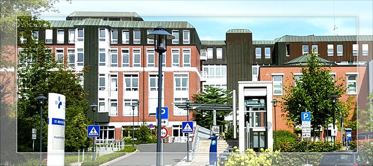 St. Rochus-Hospital in Castrop-Rauxel